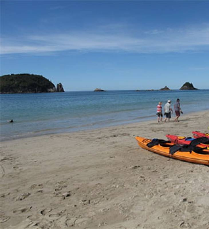 North Island Beaches