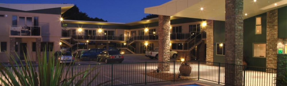 Emerald Spa Motor Inn