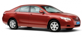 Toyota Camry, Hyundai Elantra Sedan (or similar) Intermediate ICAR