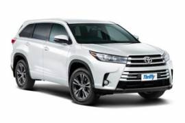 Toyota Highlander, Nissan Pathfinder (or similar) Large AWD  FFAR