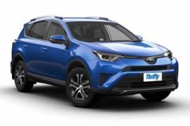 Toyota RAV4 (or similar) Medium AWD  IFAR