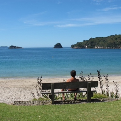 Hahei Beach solitude Medium 12 Days Northern Escape