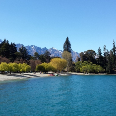 Queenstown Bay Medium 9 Days Southern Circle with TranzAlpine Train
